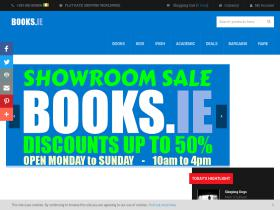 Books.ie South Africa Coupon Codes
