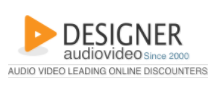 Designer Audio Video South Africa Coupon Codes