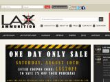 LAX Ammunition South Africa Coupon Codes