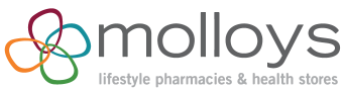 Molloys Pharmacy South Africa Coupon Codes