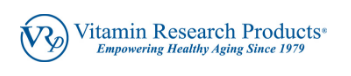 Vitamin Research Products South Africa Coupon Codes